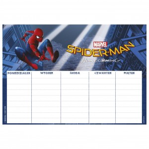 PLAN LEKCJI SPIDER-MAN HOMECOMING